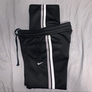 [Nike] The Athletic Dept Black Track Pants - XS